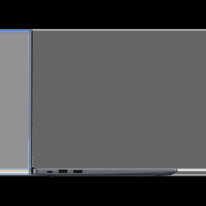 El perfil del Honor MagicBook 14