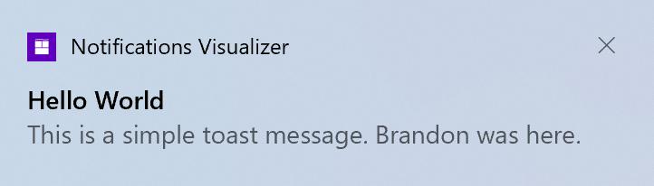 Nueva notificación de la Build 20161 del anillo Dev de Windows 10