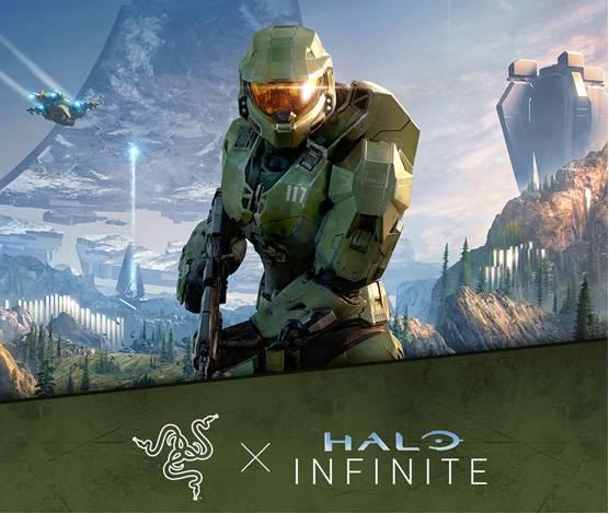 Razer y Halo Infinite