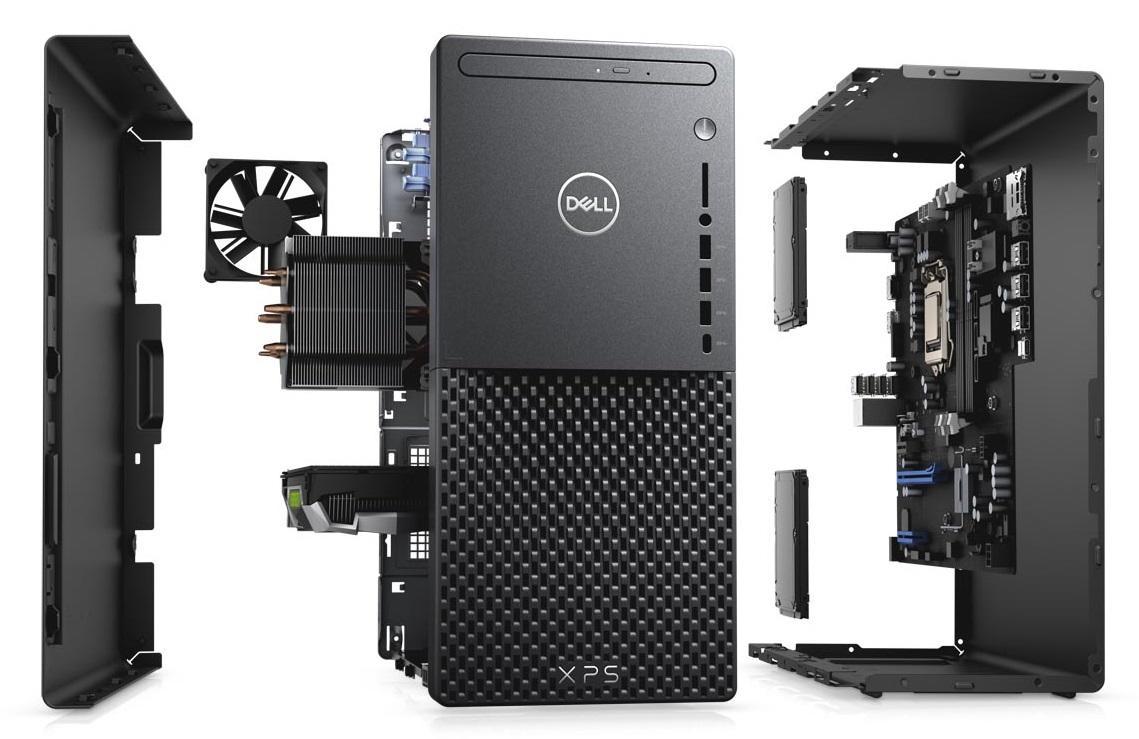 Nuevo Dell XPS de sobremesa