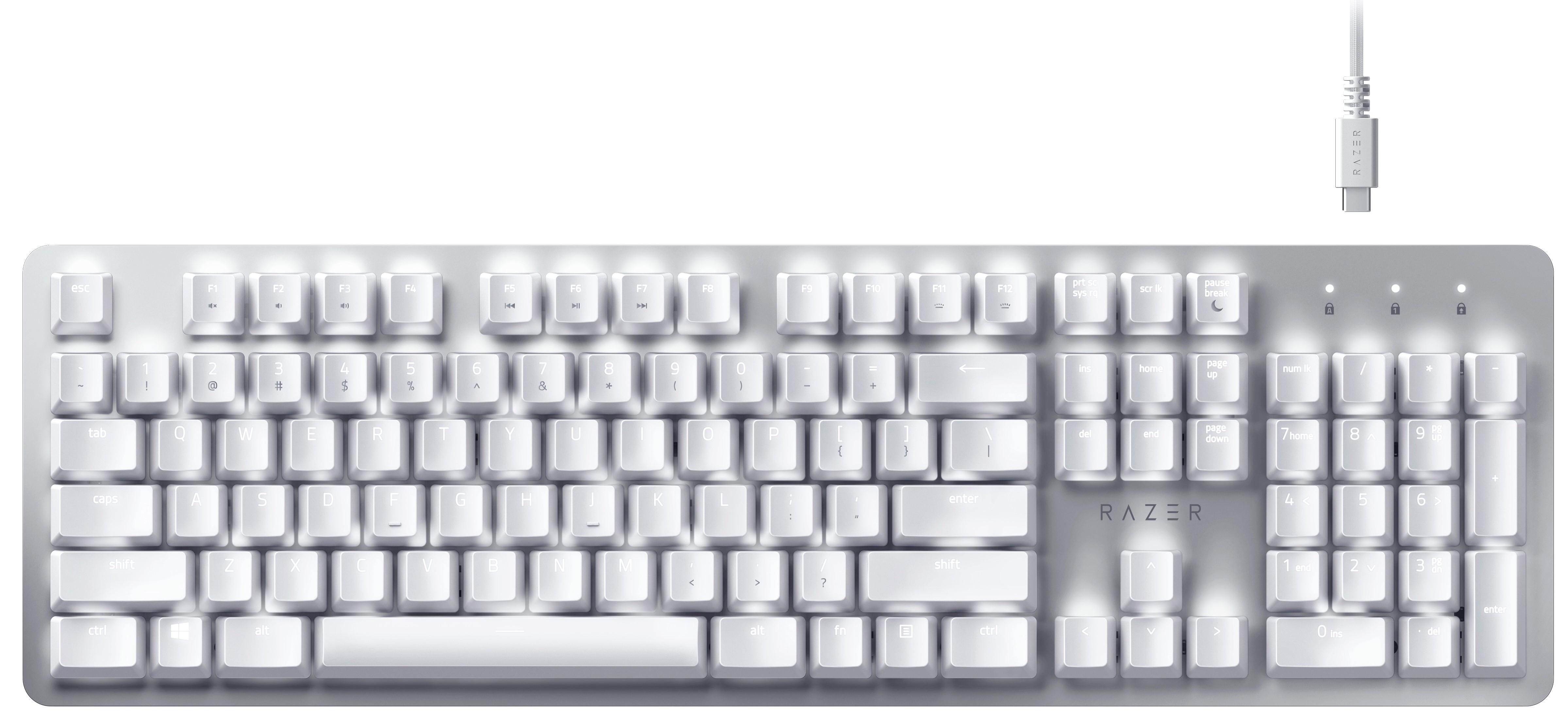 El teclado Razer Pro Type