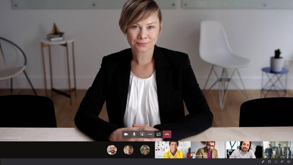 Microsoft Teams video meeting - Microsoft Teams tendrá aplicación nativa para Windows 10 ARM - Microsofters