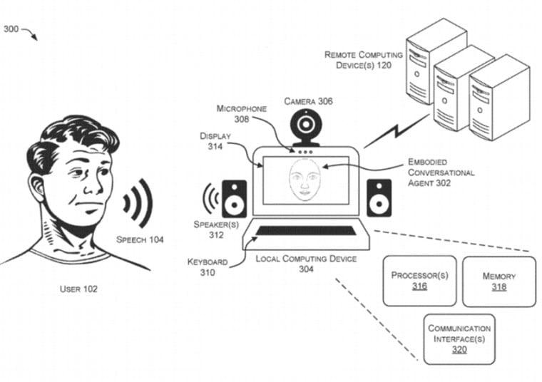 La nueva patente asignada a Microsoft