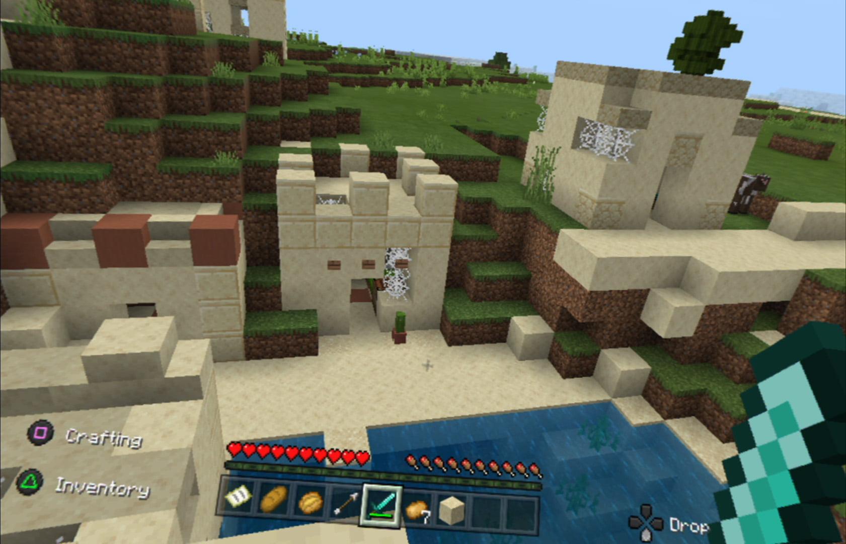 Los templos del desierto en VR