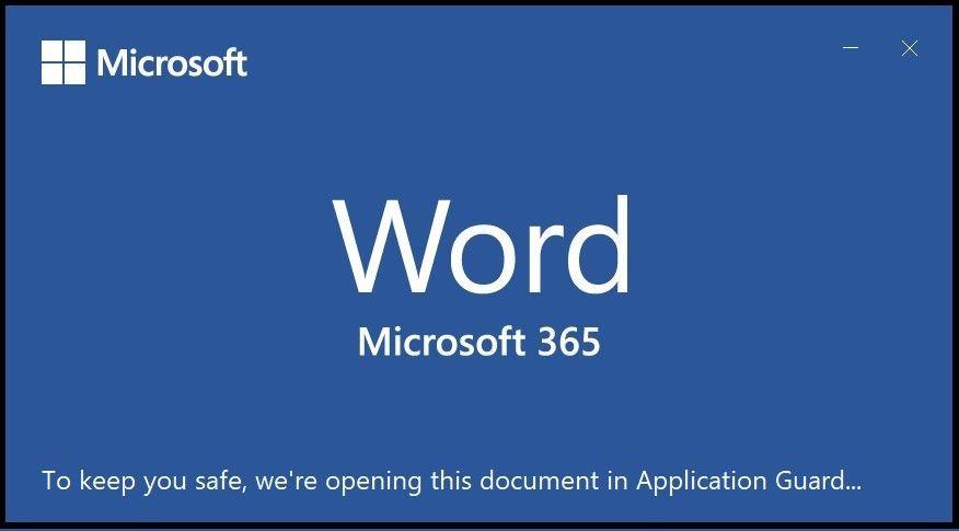 Seguridad en Micosoft Word