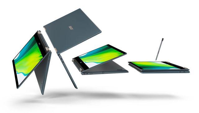 Acer Spin 7 con Snapdragon 8cx