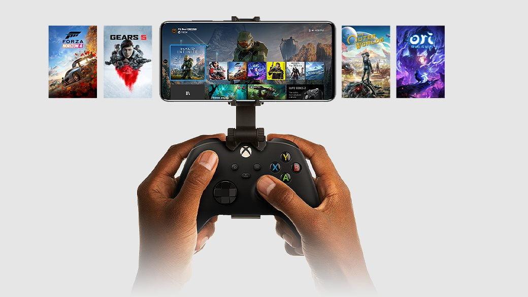 El juego remoto en Xbox