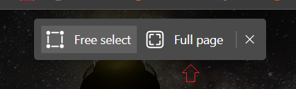 La nueva opción de Microsoft Edge