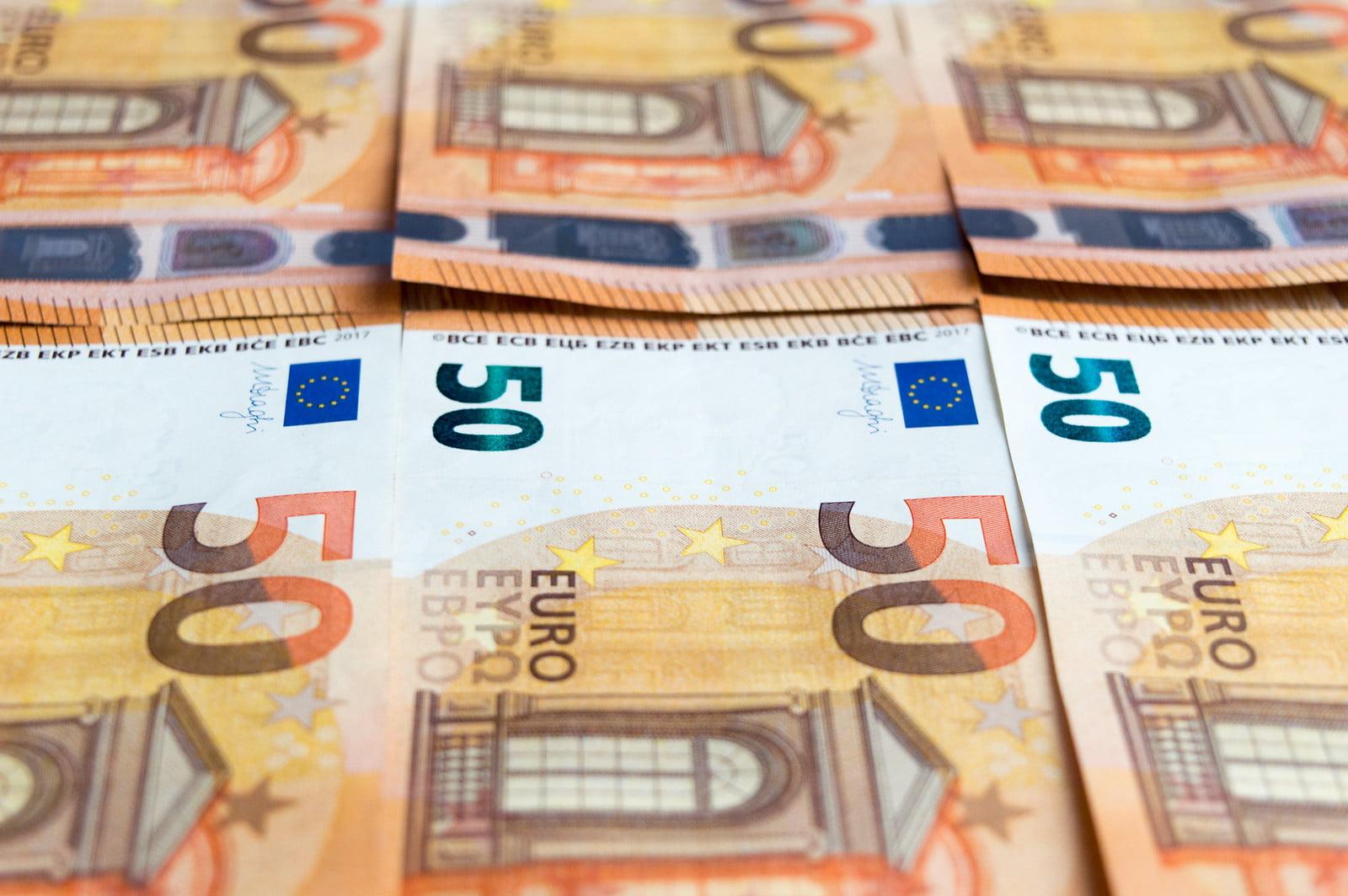 Billetes de 50€