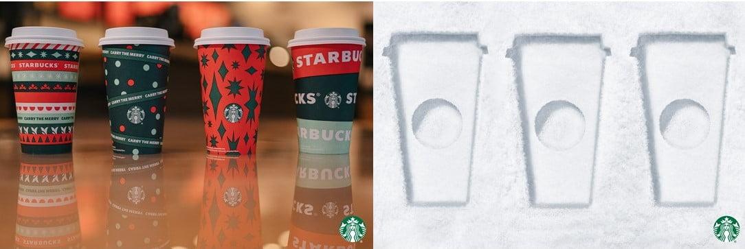 Los nuevos fondos de Starbucks