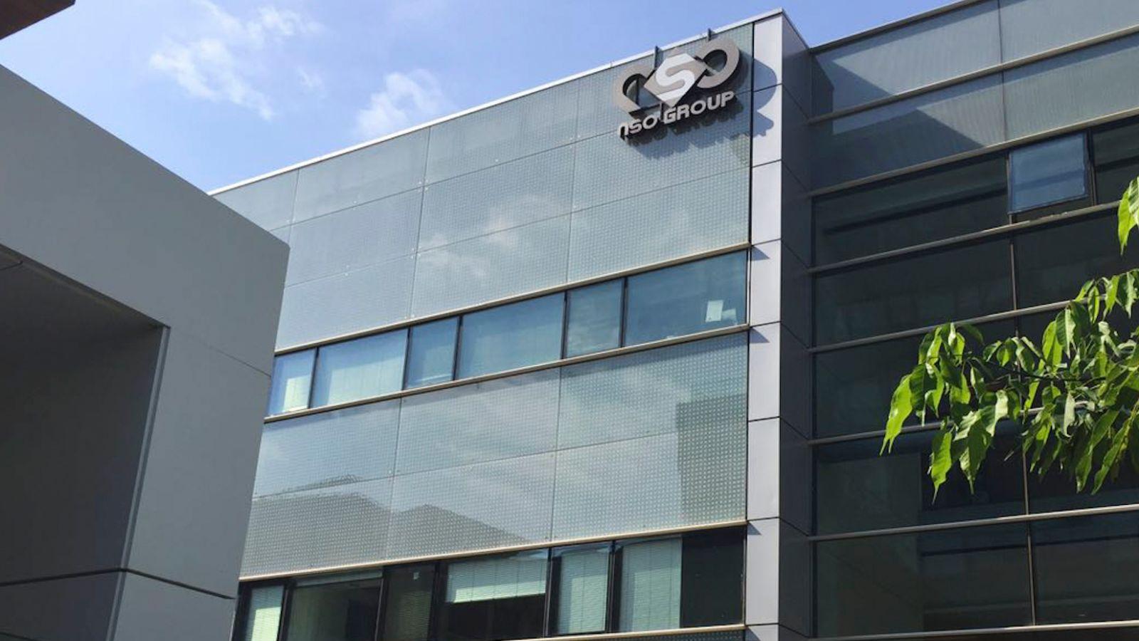 Sede de NSO Group, desarrolladores de Pegasus