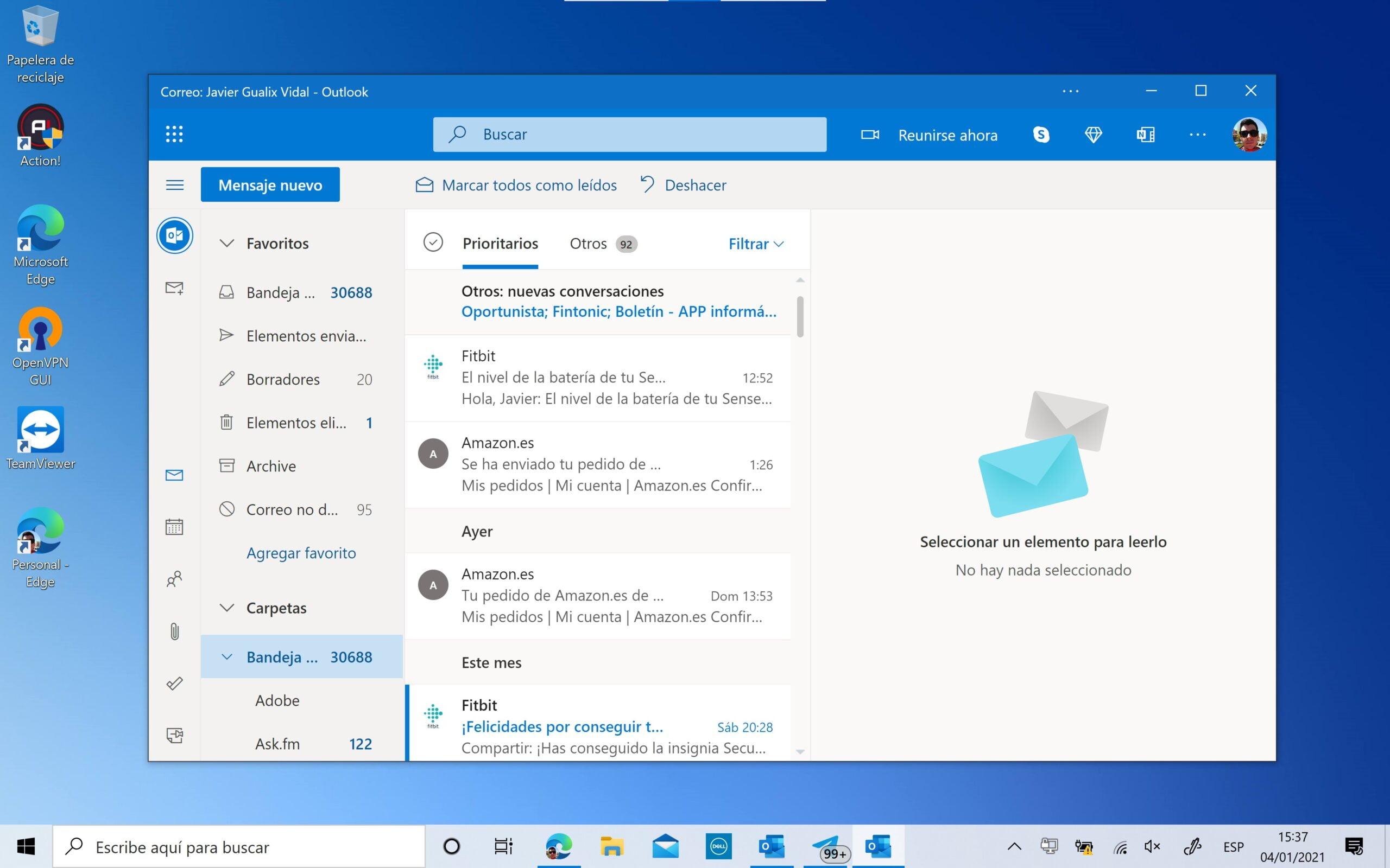 Project Monarch estará basado en Outlook Web App