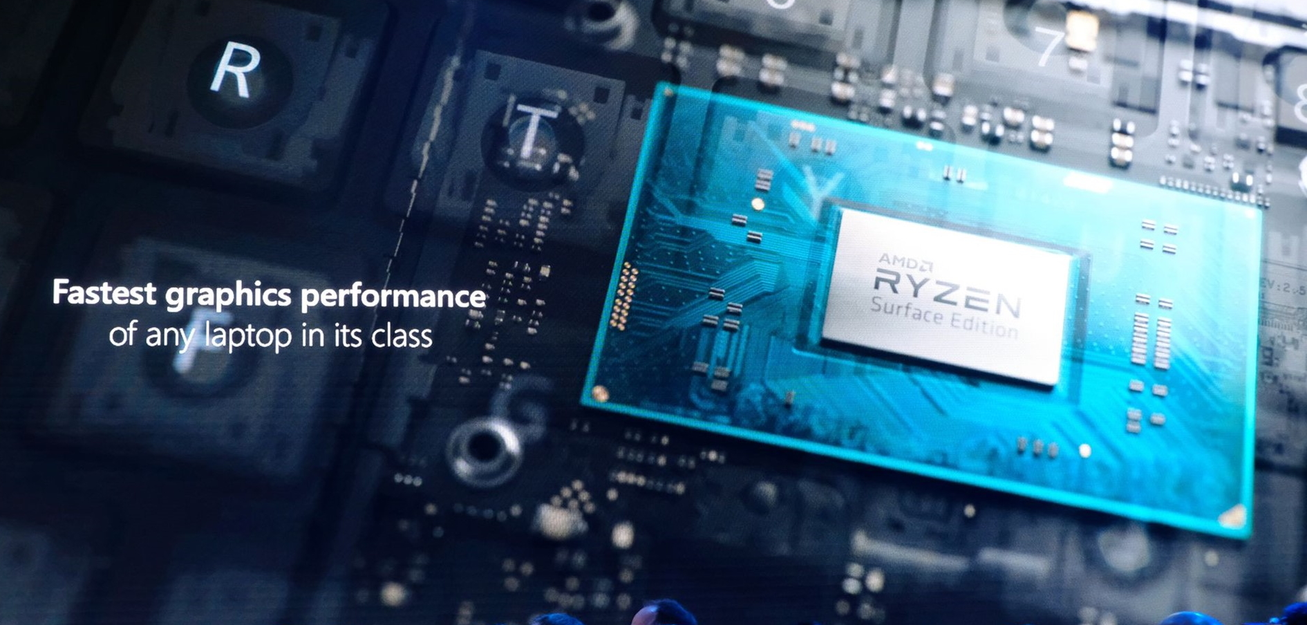 AMD Ryzen Surface Edition