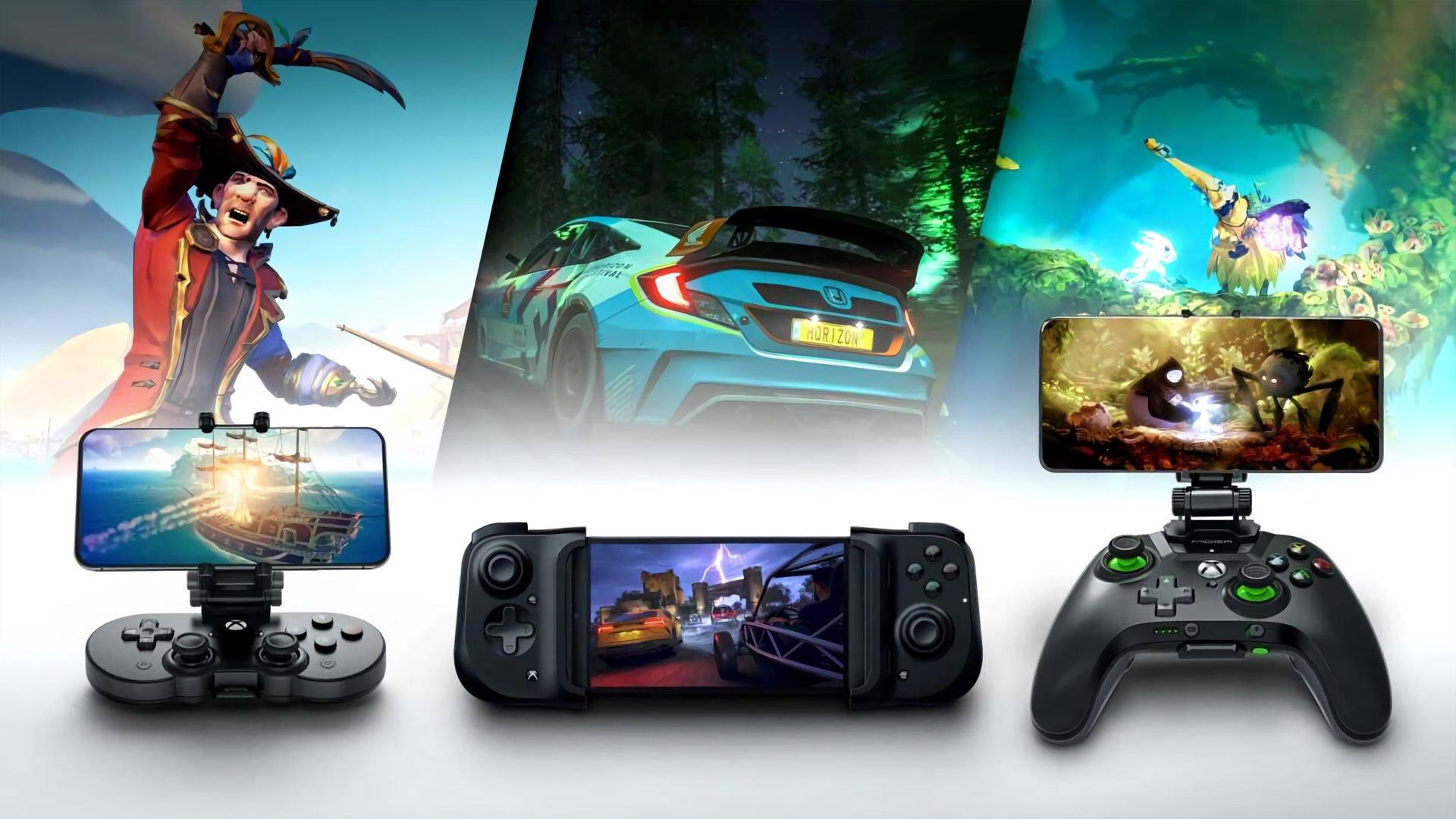 Xbox Cloud Gaming es el servicio de videojuegos en la nube de Microsoft