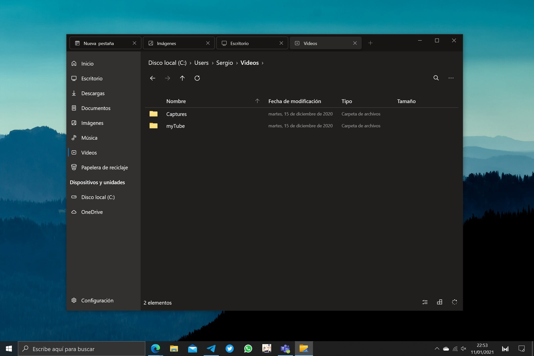 Files, el nuevo explorador UWP para Windows 10