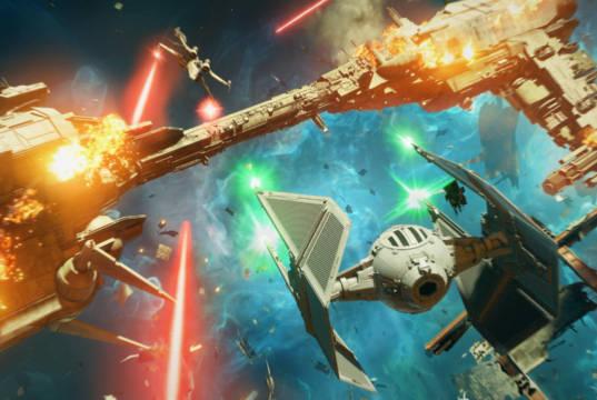 Star Wars Squadrons en EA Play