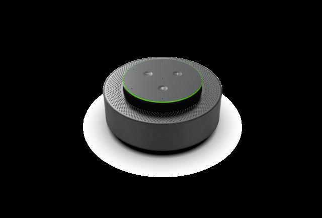 Microsoft Teams debuts two new smart speakers