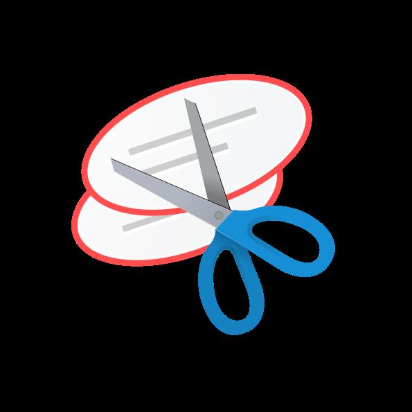El logo de Recorte y Anotación