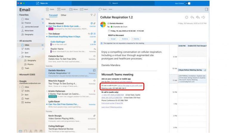 El nuevo código digital para reuniones en Microsoft Teams