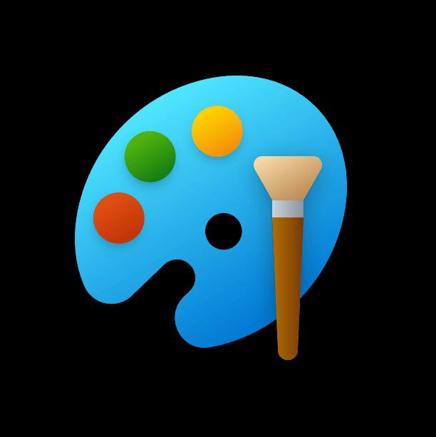 El nuevo logo de Microsoft Paint
