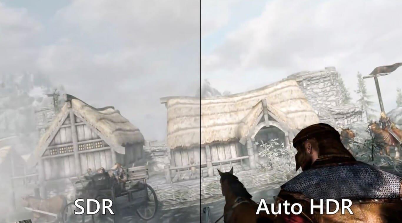 Auto HDR en Windows 11