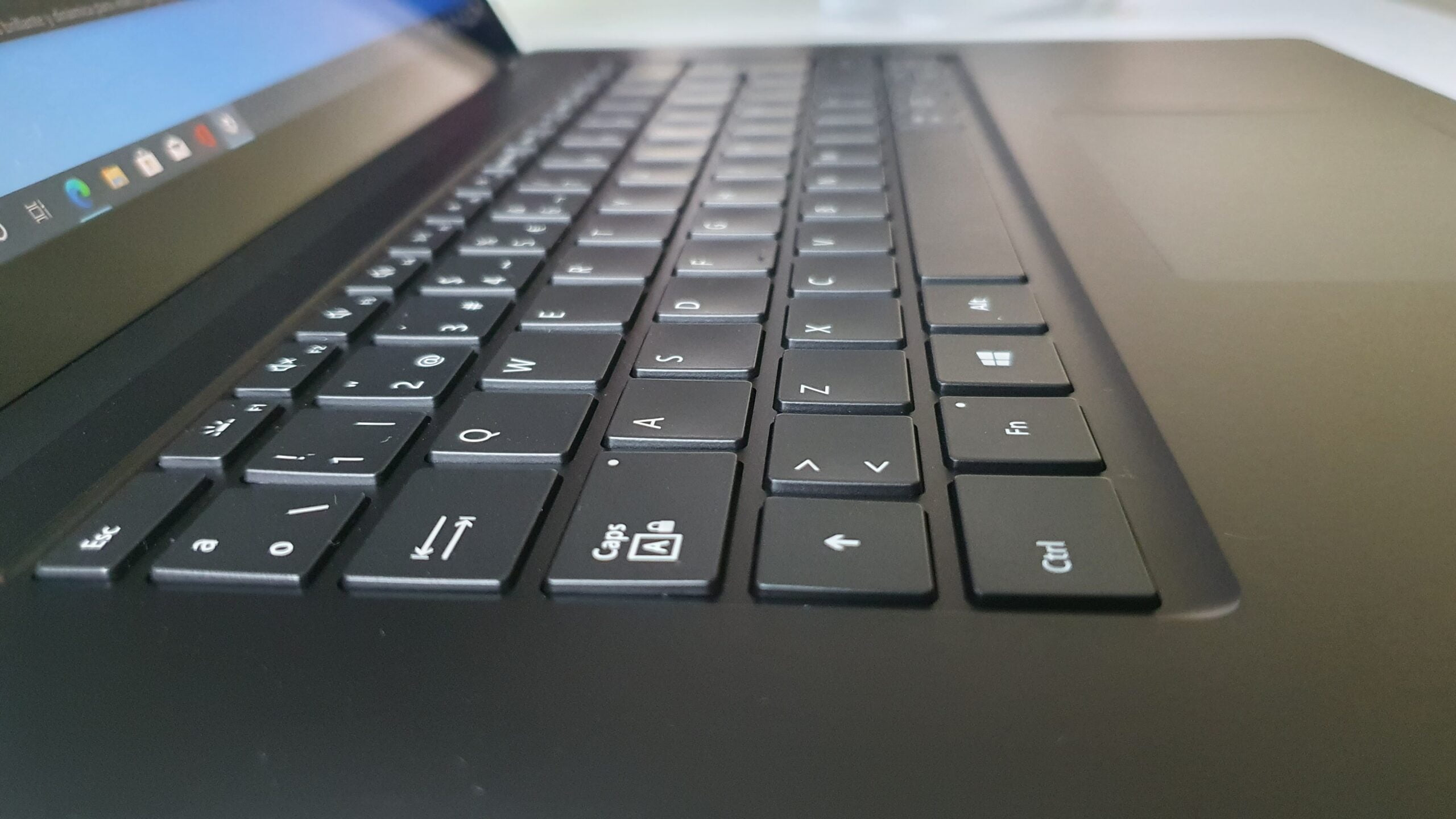 Teclado de Surface Laptop 4