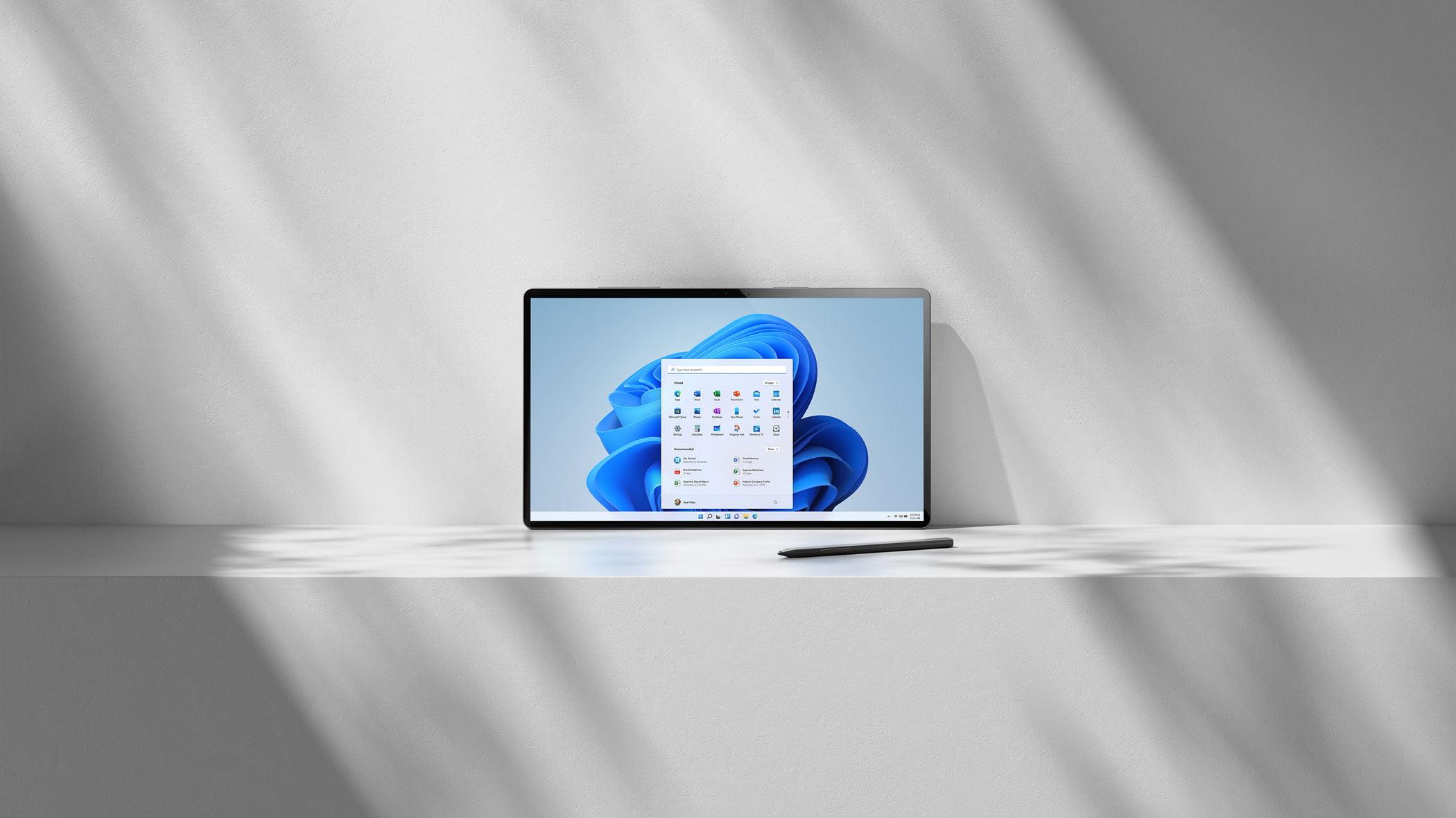 Windows 11 imagen promocional
