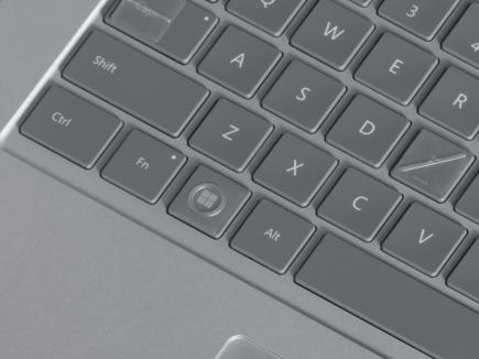 El teclado marcado