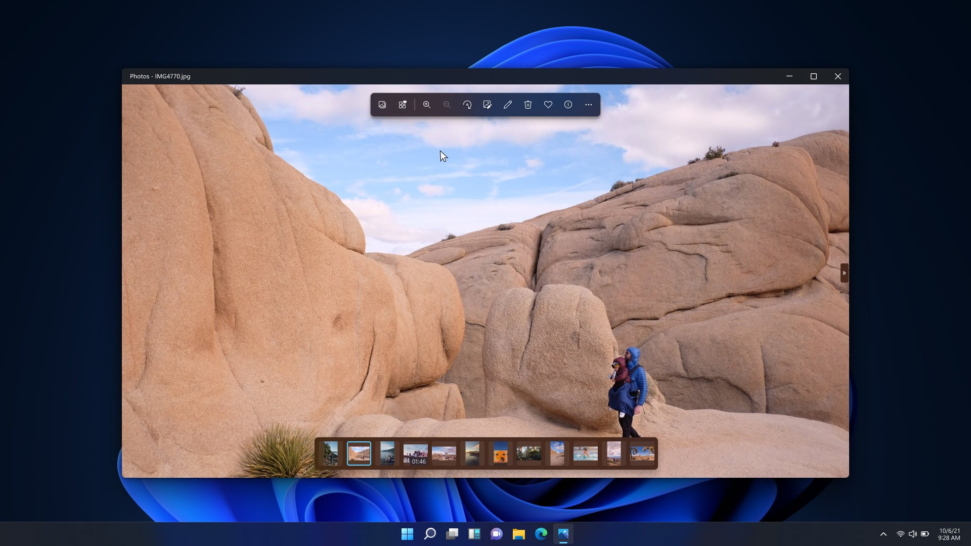 Fotos Windows 11